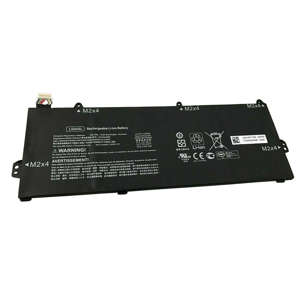 replace LG04XL battery