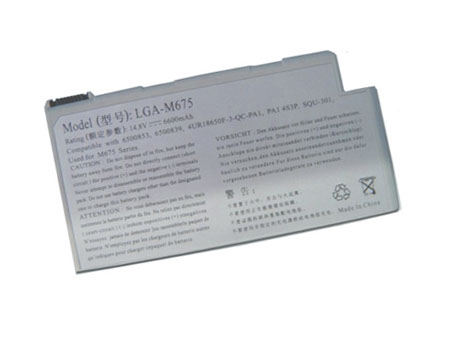 replace LGA-M675 battery