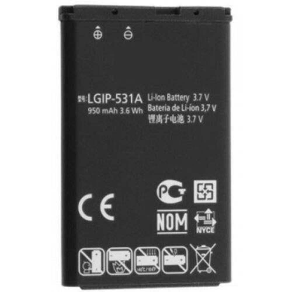 replace LGIP-531A battery