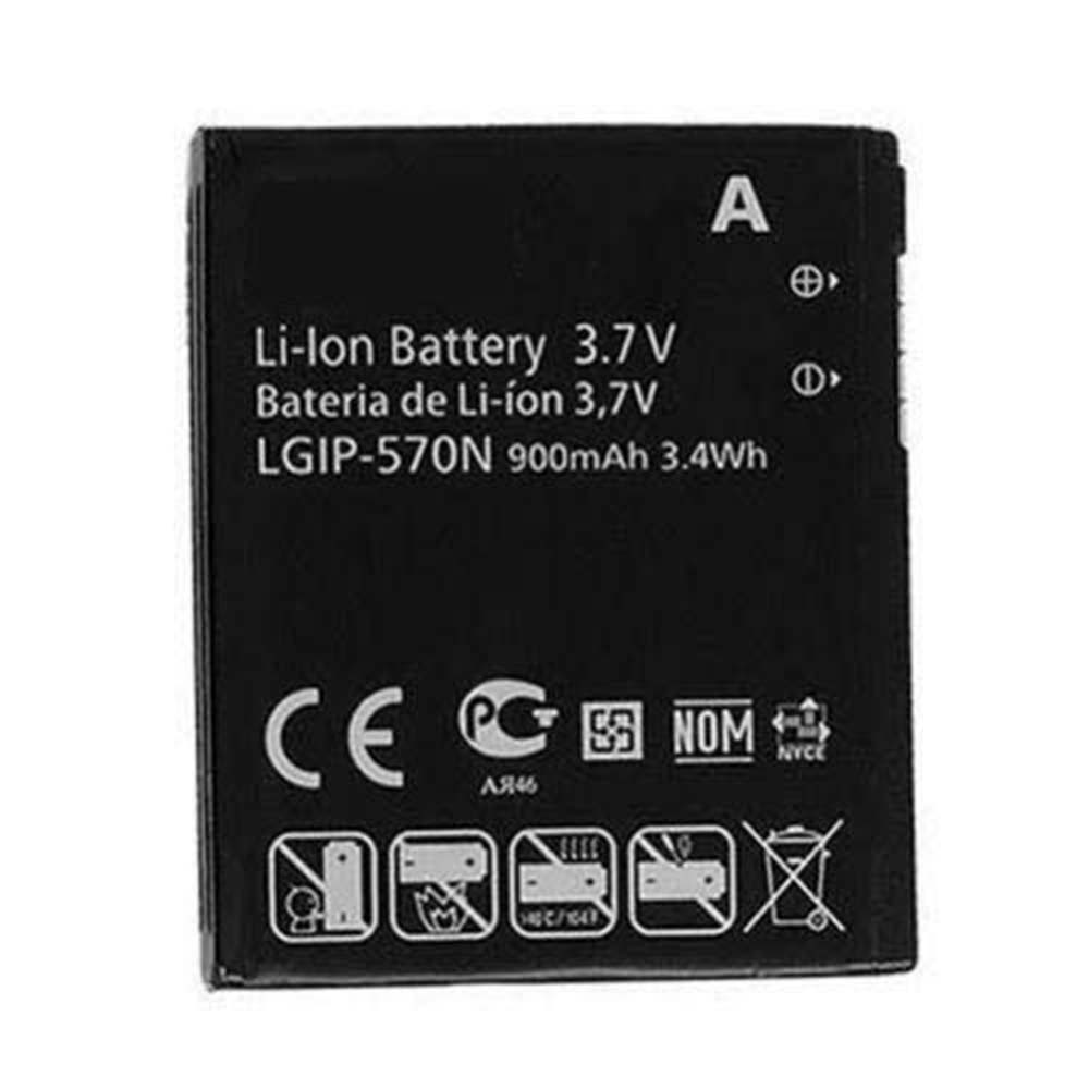 replace LGIP-570N battery