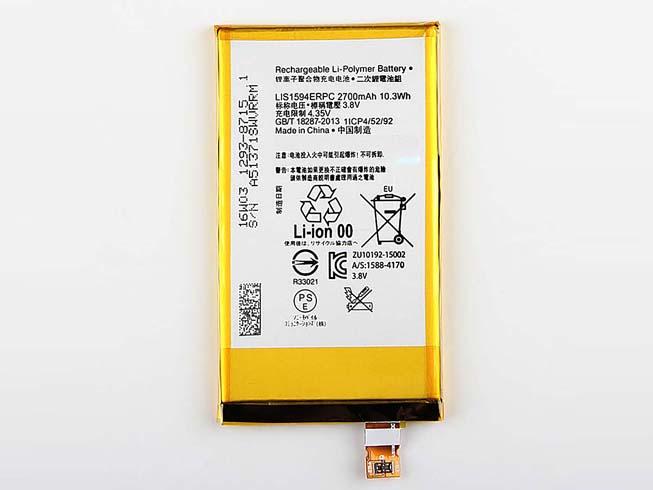 replace LIS1594ERPC battery
