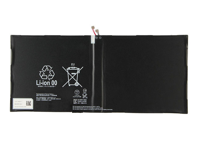 LIS2206ERPC Replacement  Battery