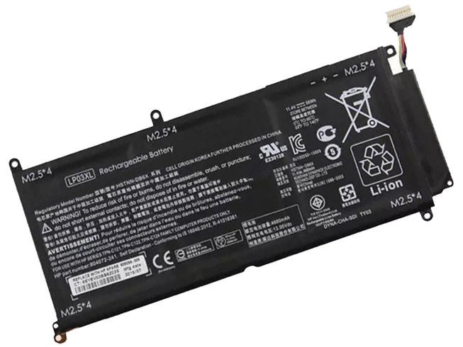 LP03XL Replacement  Battery