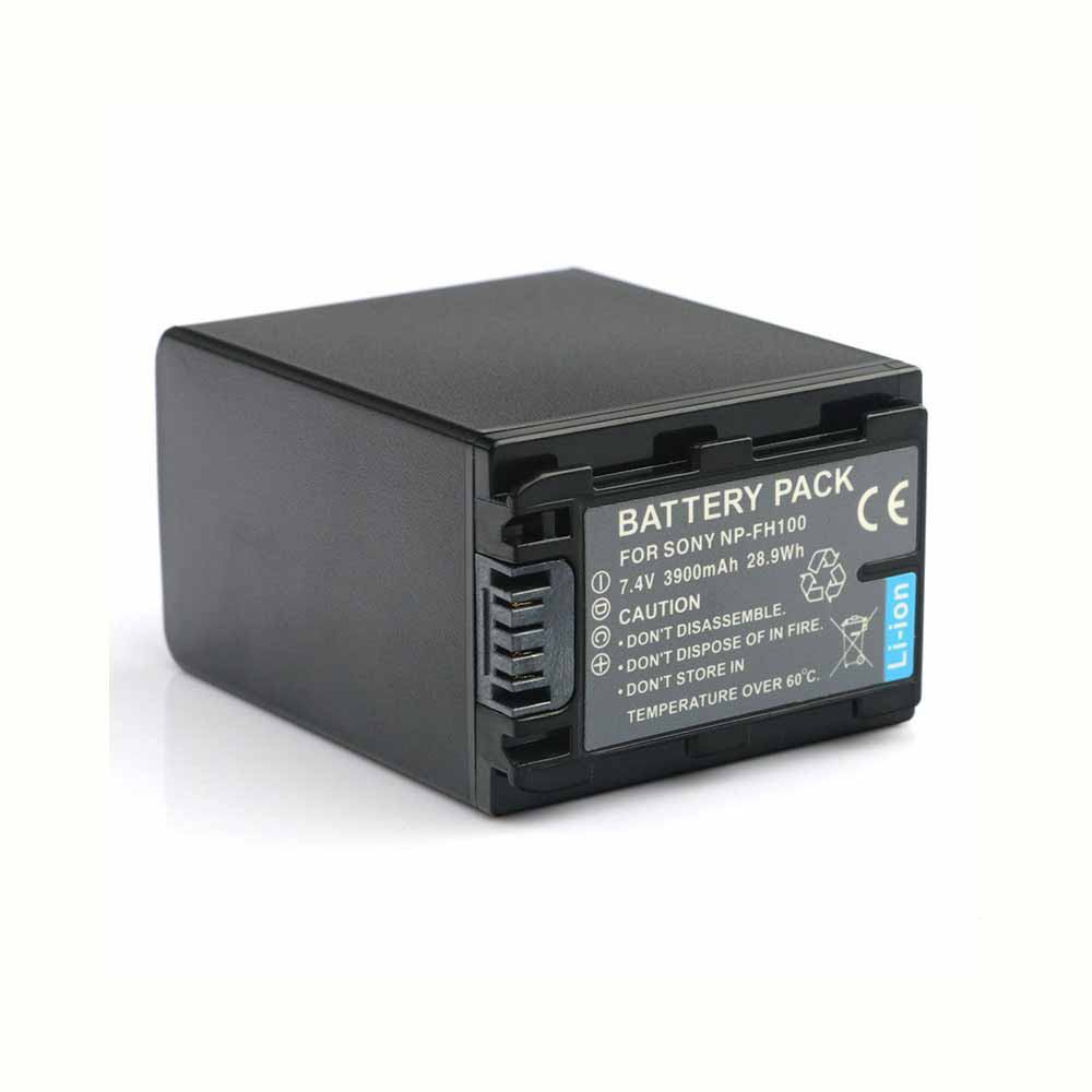 replace NP-FH100 battery