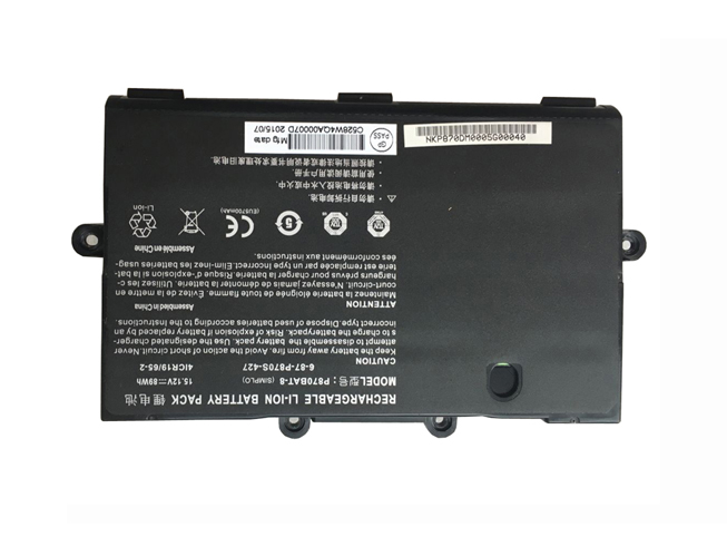 P870BAT-8 Replacement laptop Battery