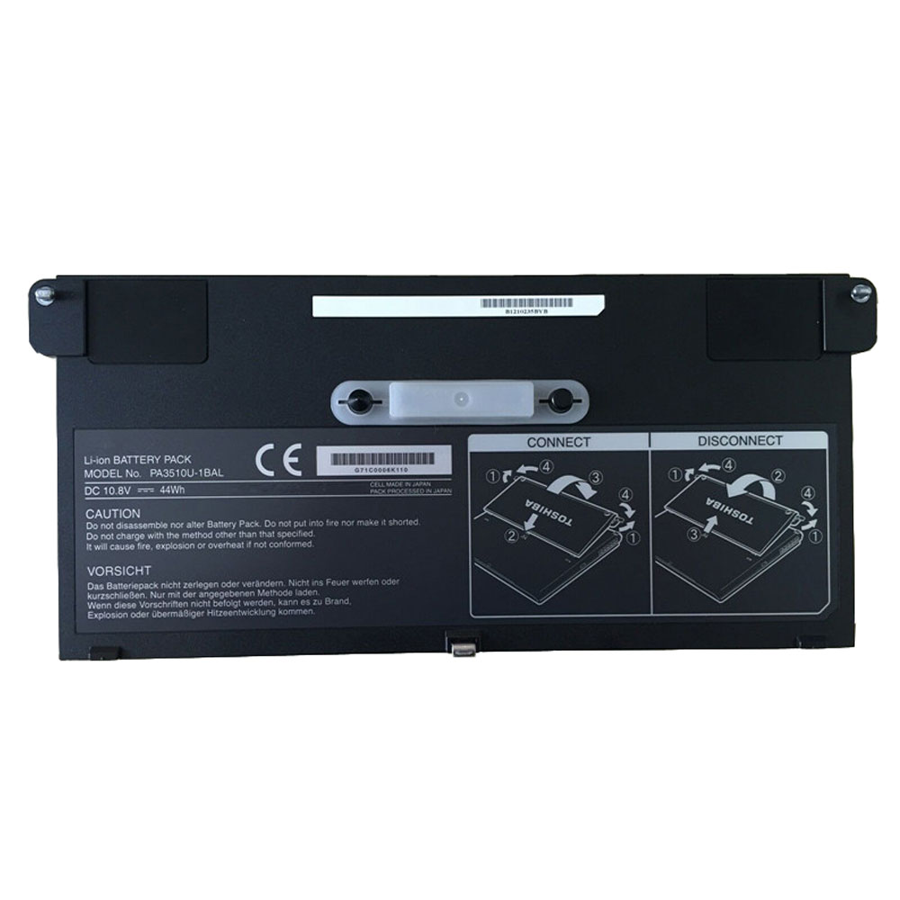 replace PA3510U-1BAL battery