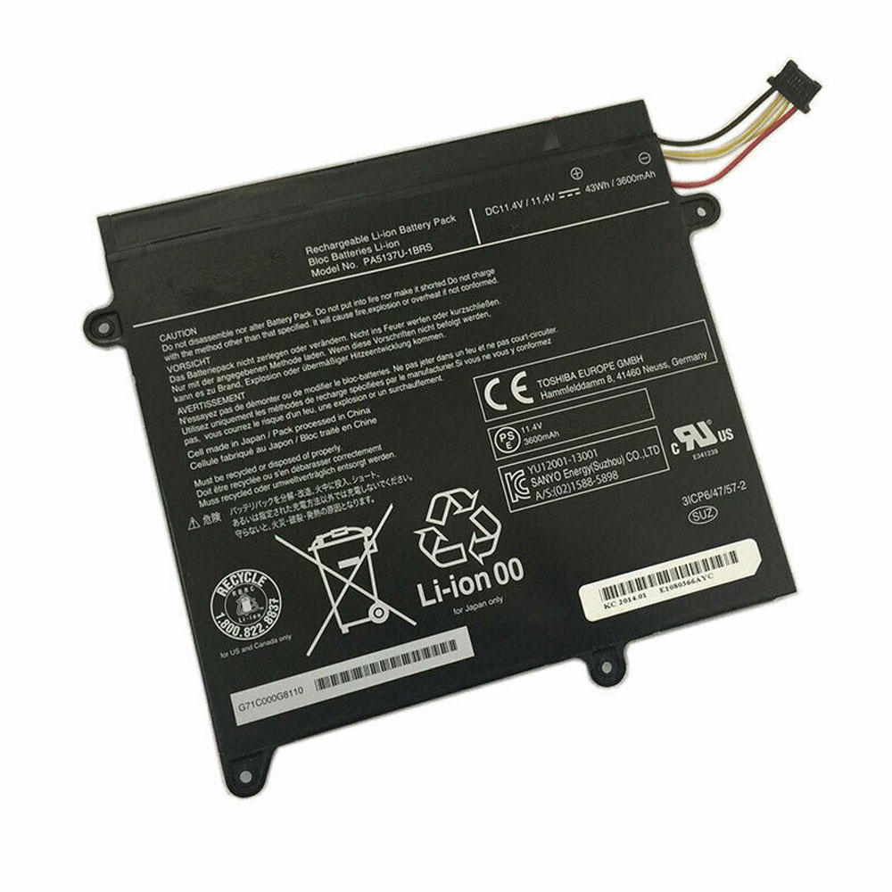 replace PA5137U-1BRS battery