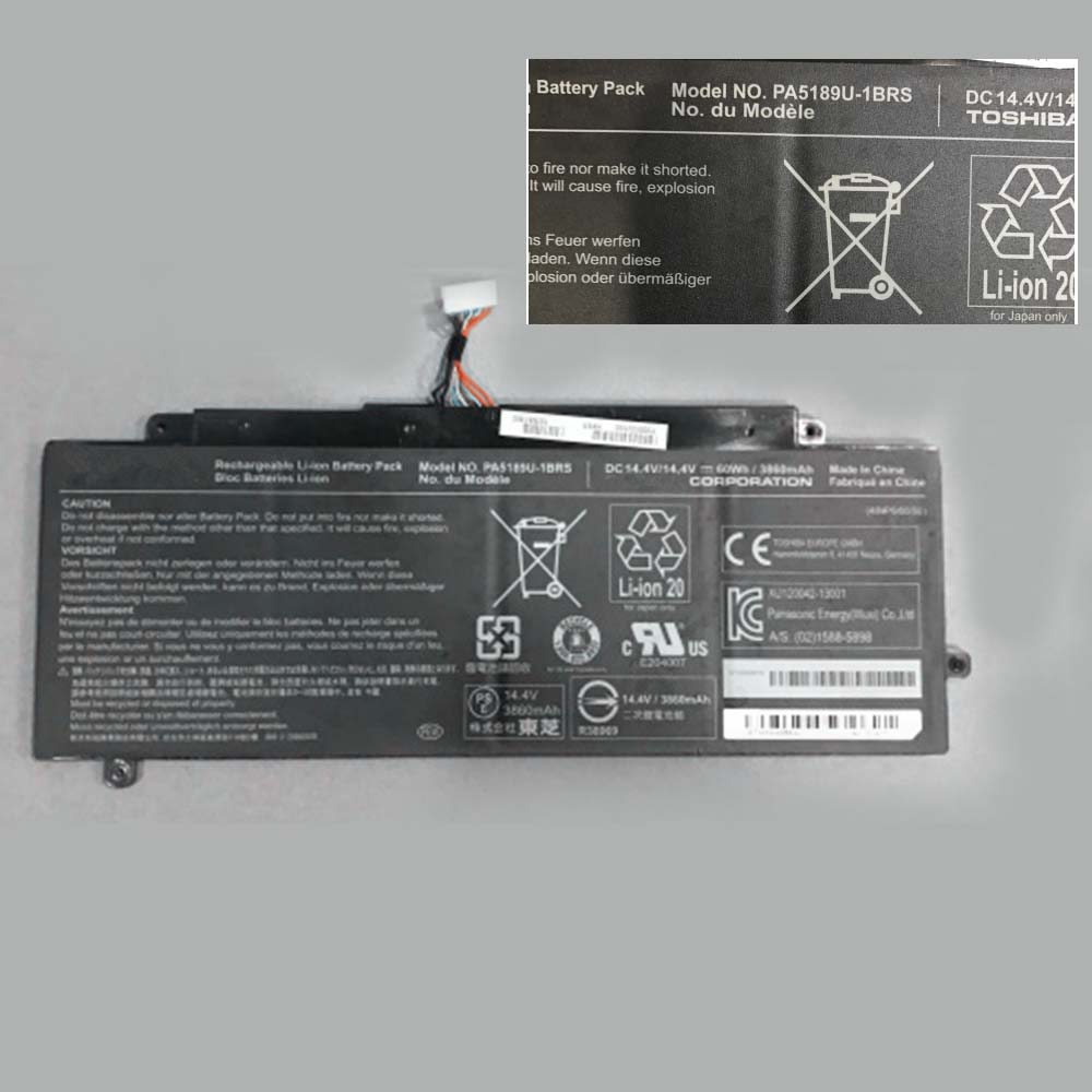 replace PA5189U-1BRS battery