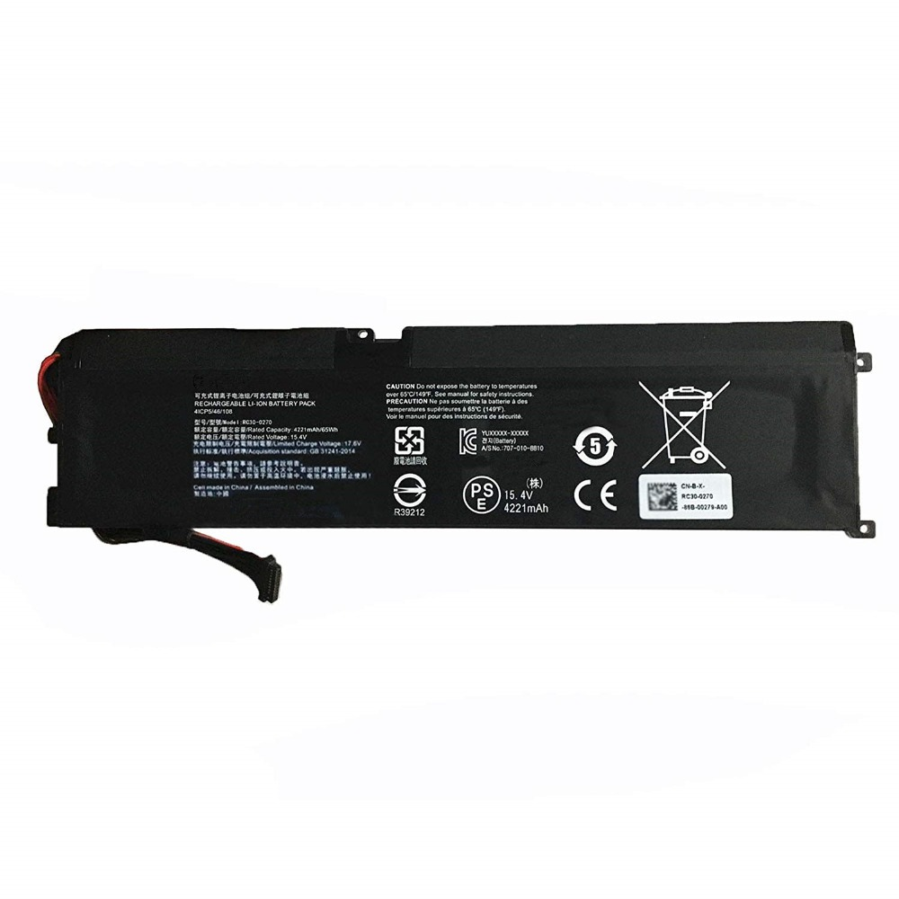 RC30-0270 Replacement laptop Battery