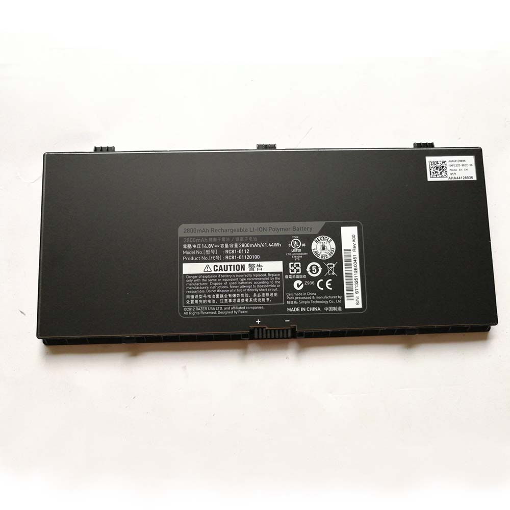 RC81-0112 Replacement laptop Battery