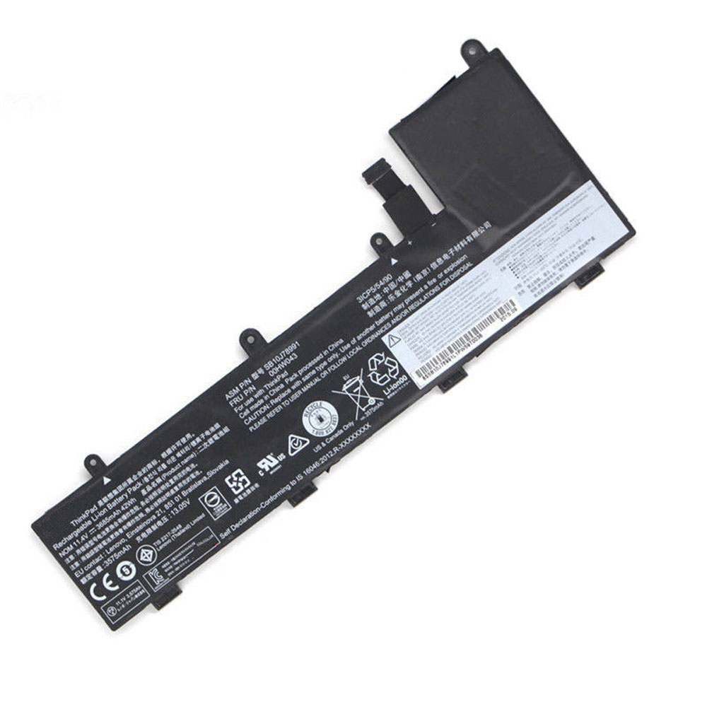SB10J78991 Replacement laptop Battery