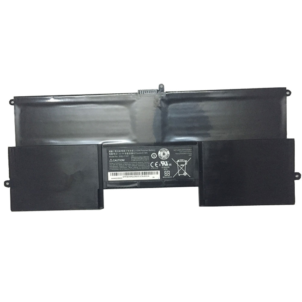 SQU-1107 Replacement laptop Battery