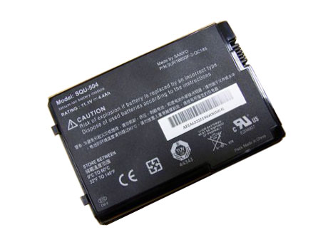 replace SQU-504 battery