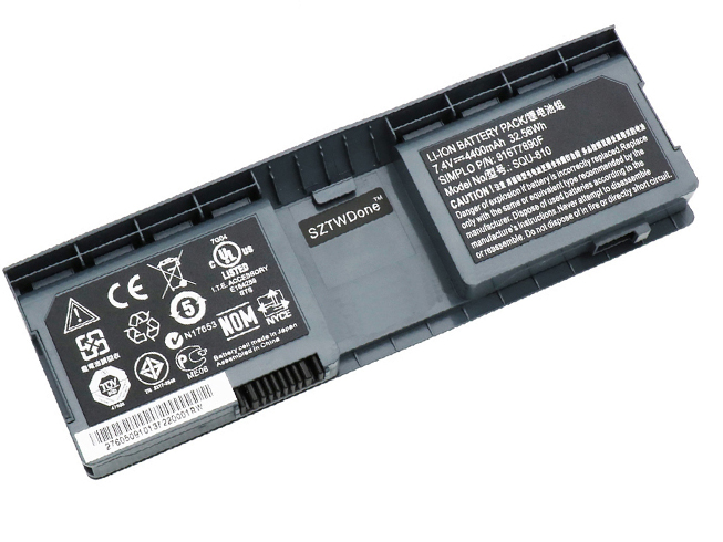 replace SQU-810 battery