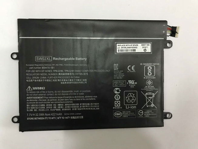 HSTNN-IB7N Replacement laptop Battery