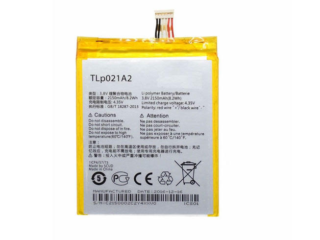 TLP021A2 Replacement  Battery