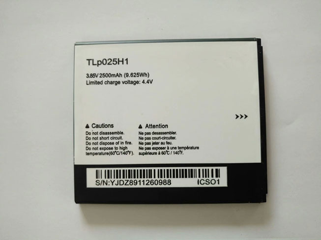 TLP025H1 Replacement  Battery