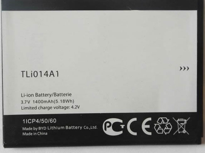 TLi014A1 Replacement  Battery