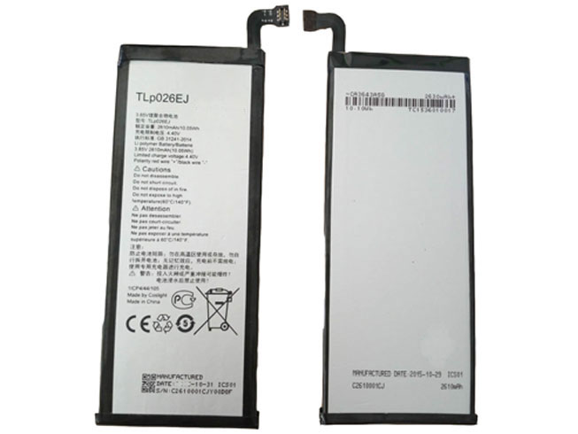 TLp026EJ Replacement  Battery