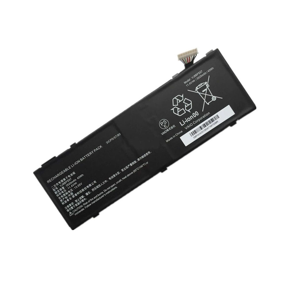 replace VJ8BPS57 battery