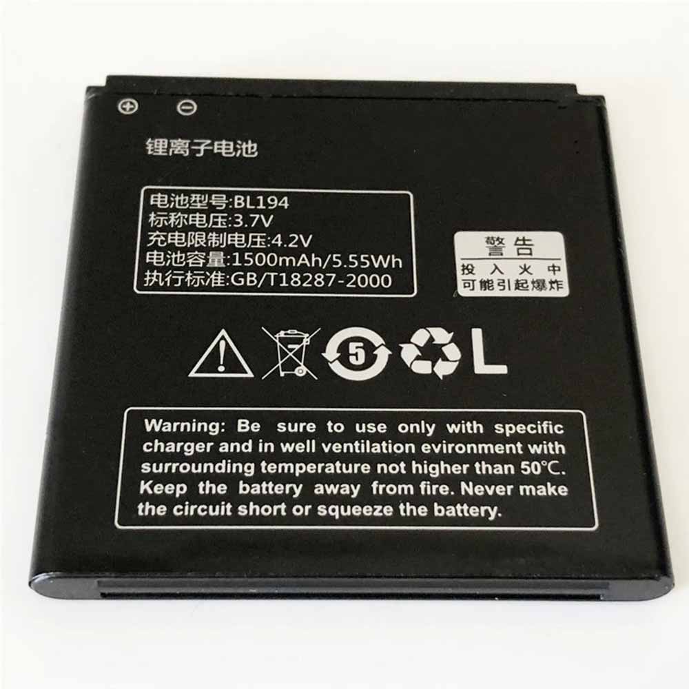 replace BL194 battery