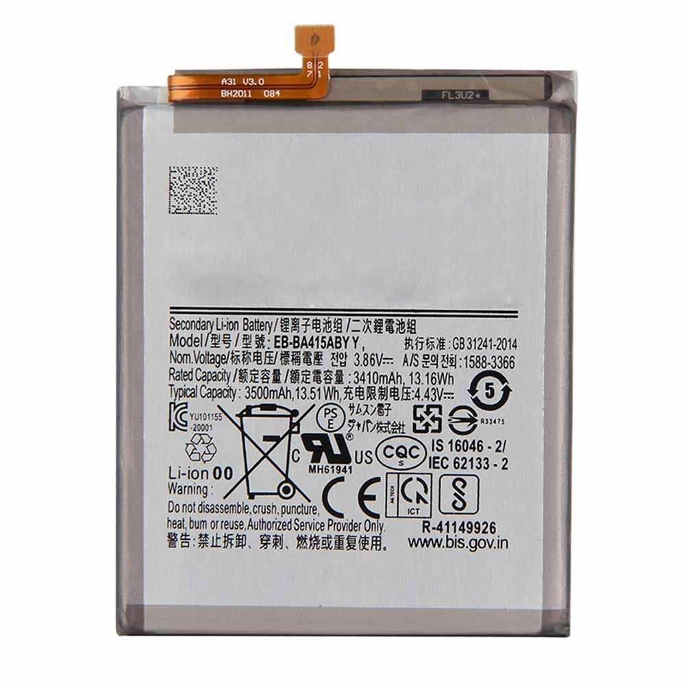 replace EB-BA415ABY battery