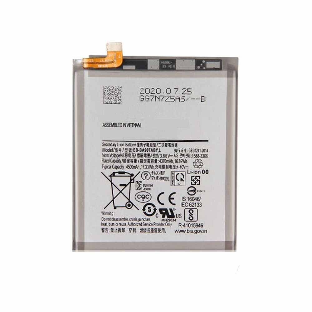 replace EB-BA907ABY battery