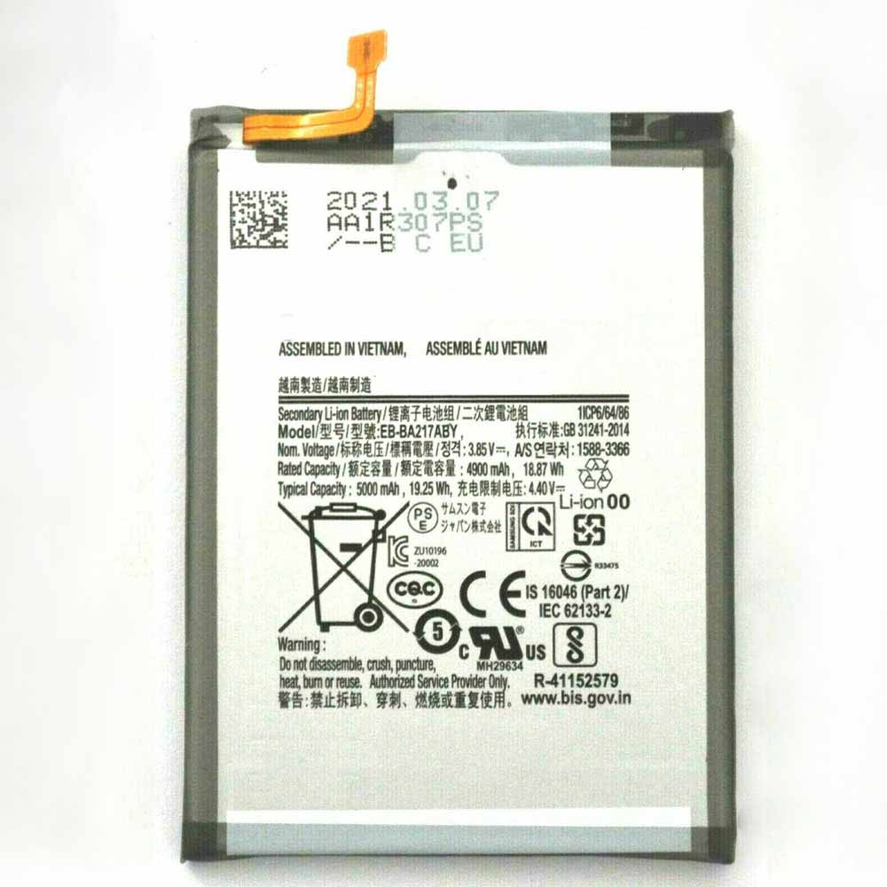replace EB-BA217ABY battery