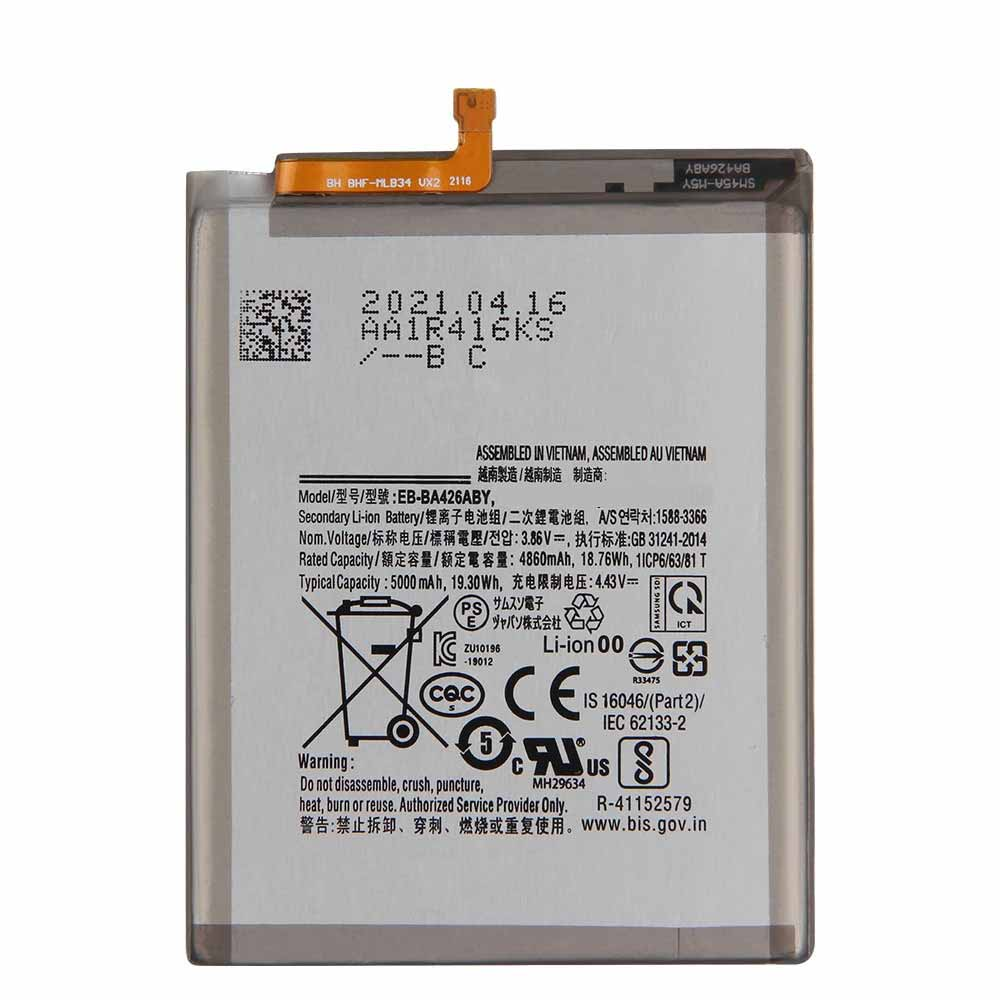 replace EB-BA426ABY battery