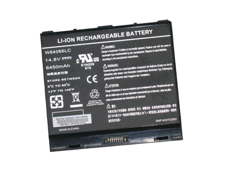 W83066LC Replacement laptop Battery