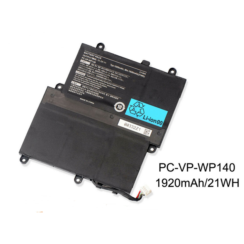 replace PC-VP-WP140 battery