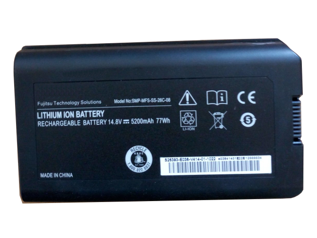 replace SMP-MFS-SS-26C-08 battery