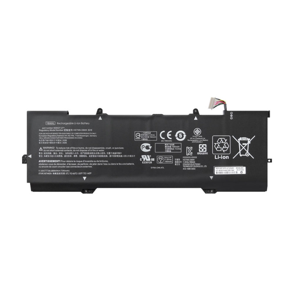 replace YB06XL battery