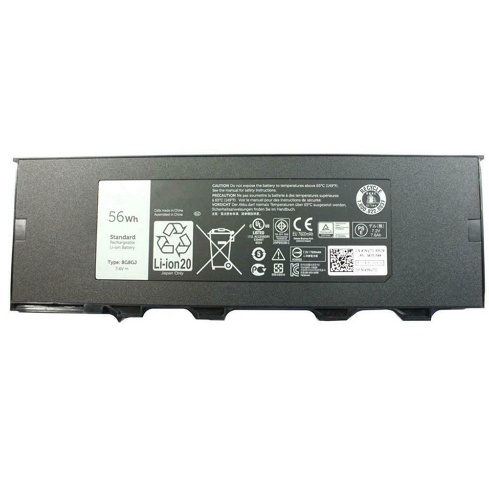replace 8G8GJ battery