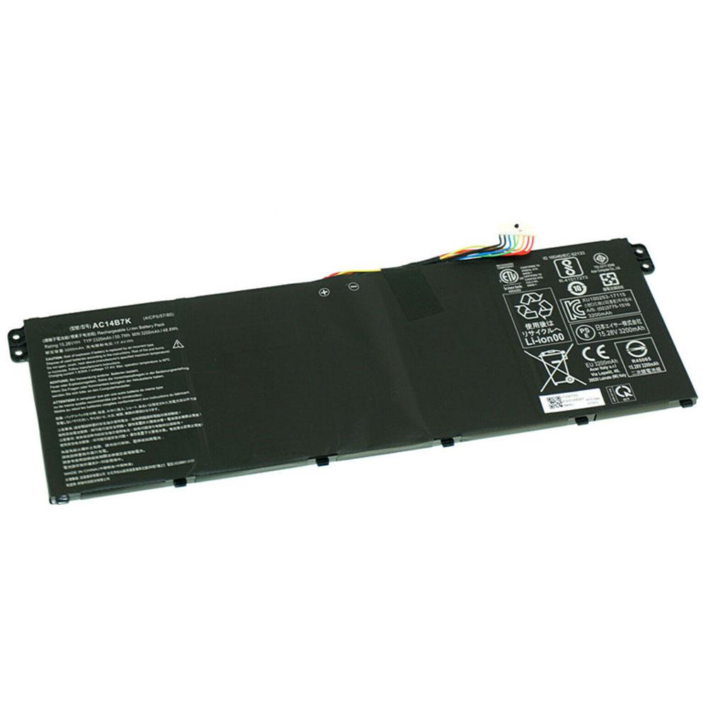 replace AC14B7K battery