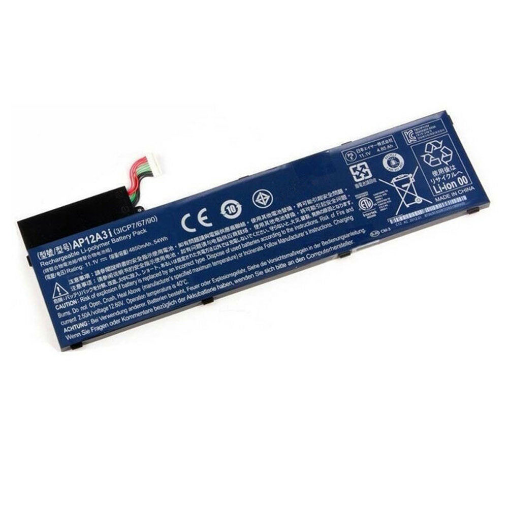 replace AP12A3i battery