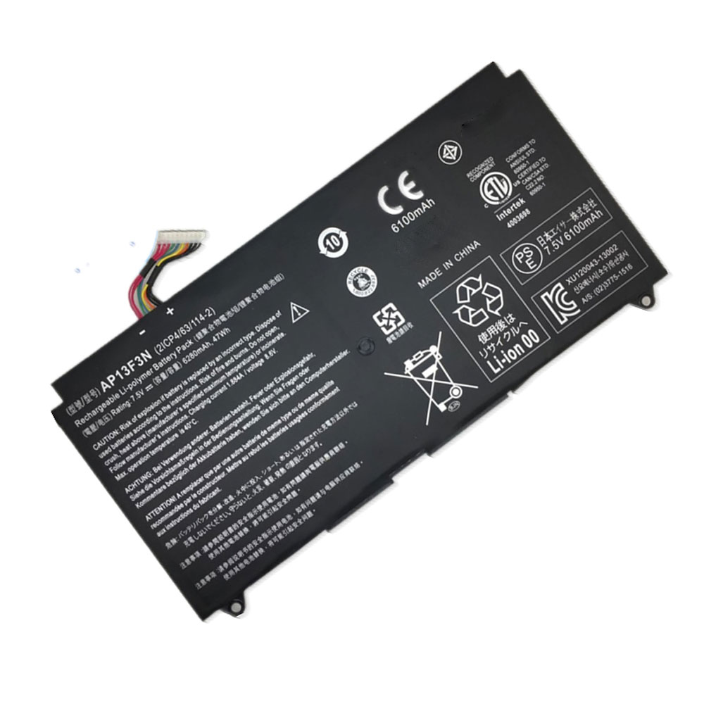 replace AP13F3N battery