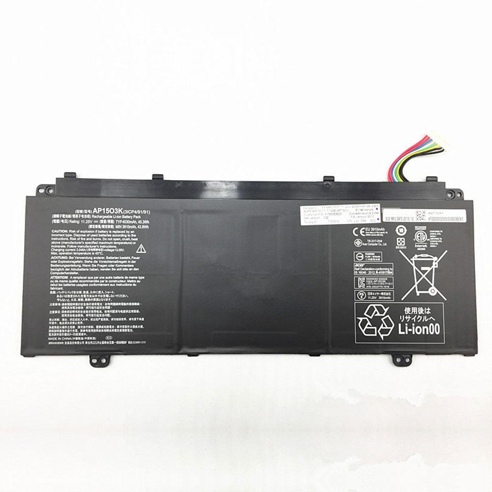 replace AP1503K battery