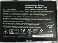 replace BATZSX00L4 battery