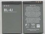 replace BL-4J battery