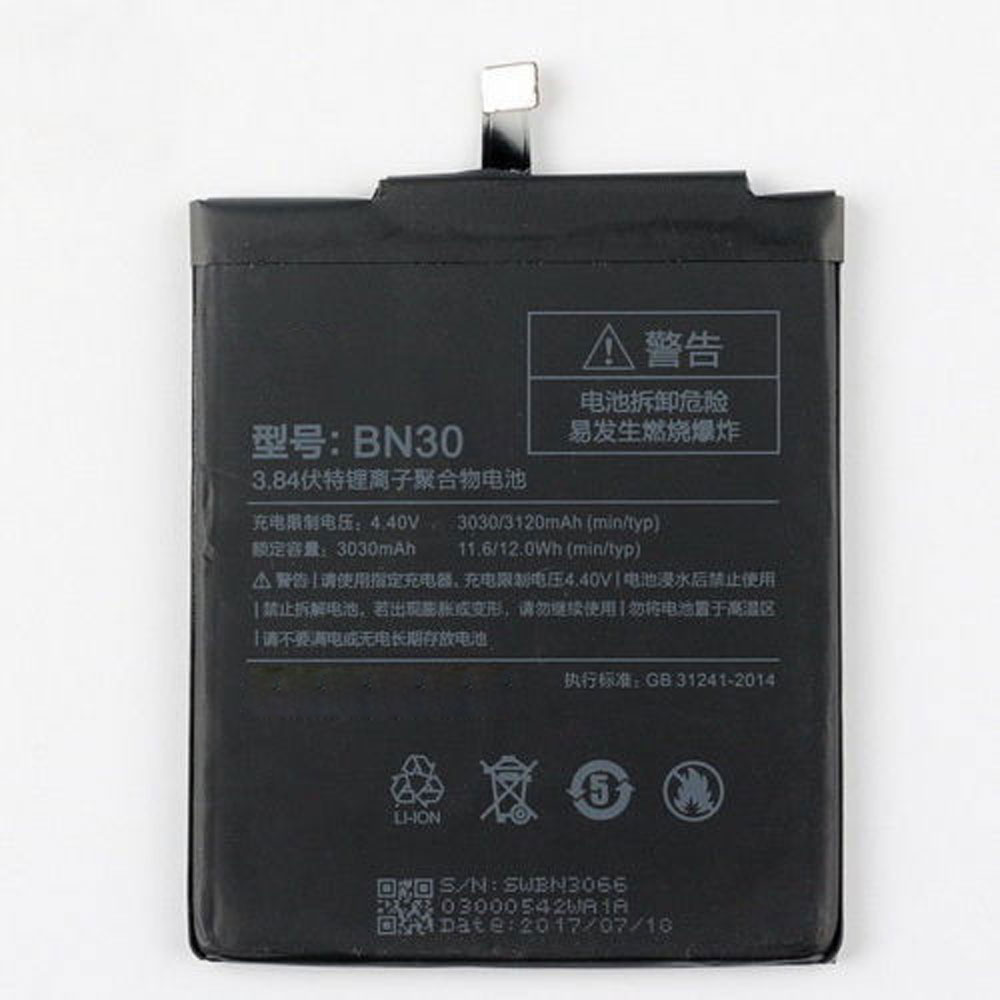 replace BN30 battery