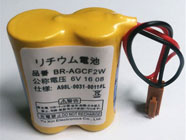 replace BR-AGCF2W battery