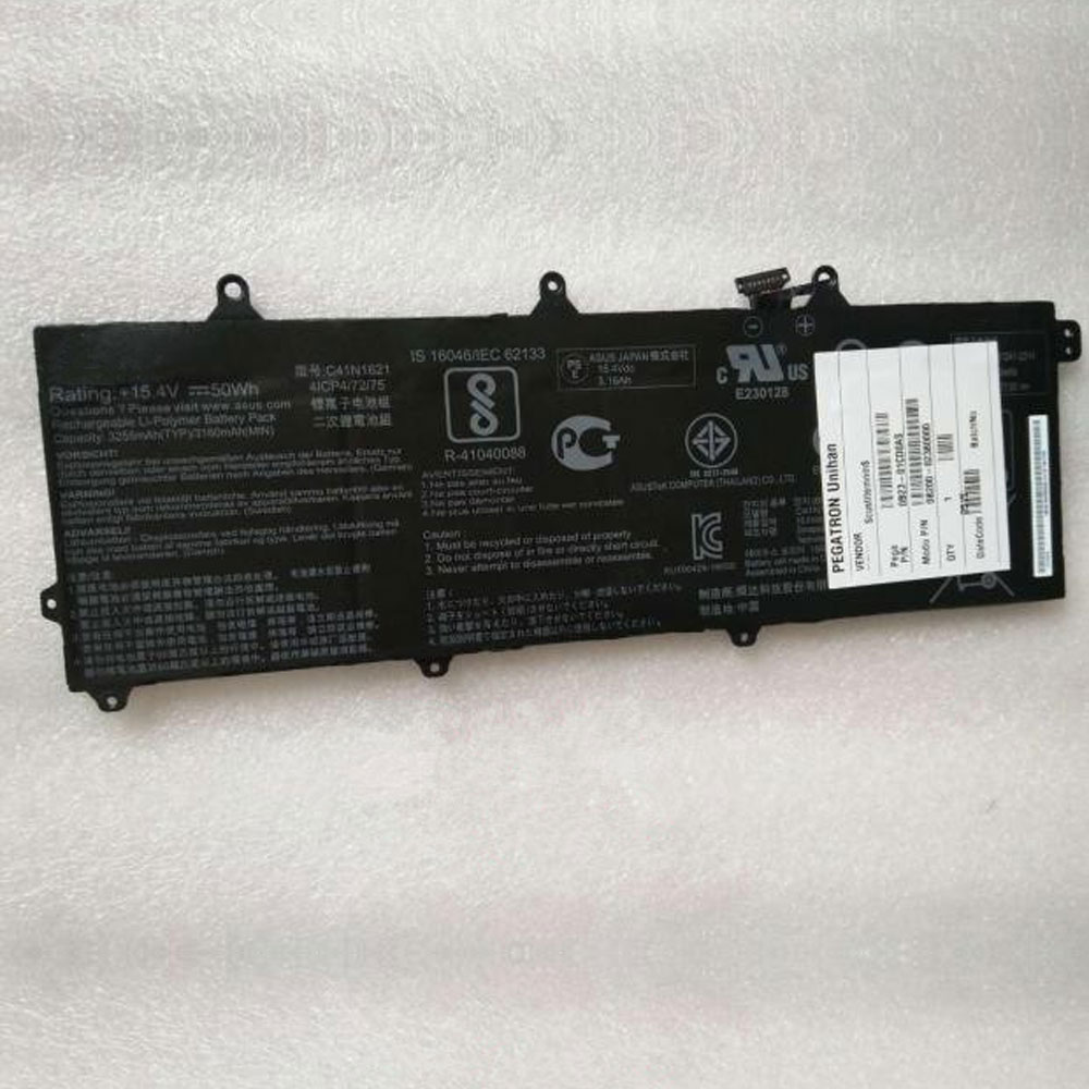 replace C41N1621 battery