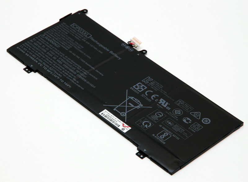 replace CP03XL battery