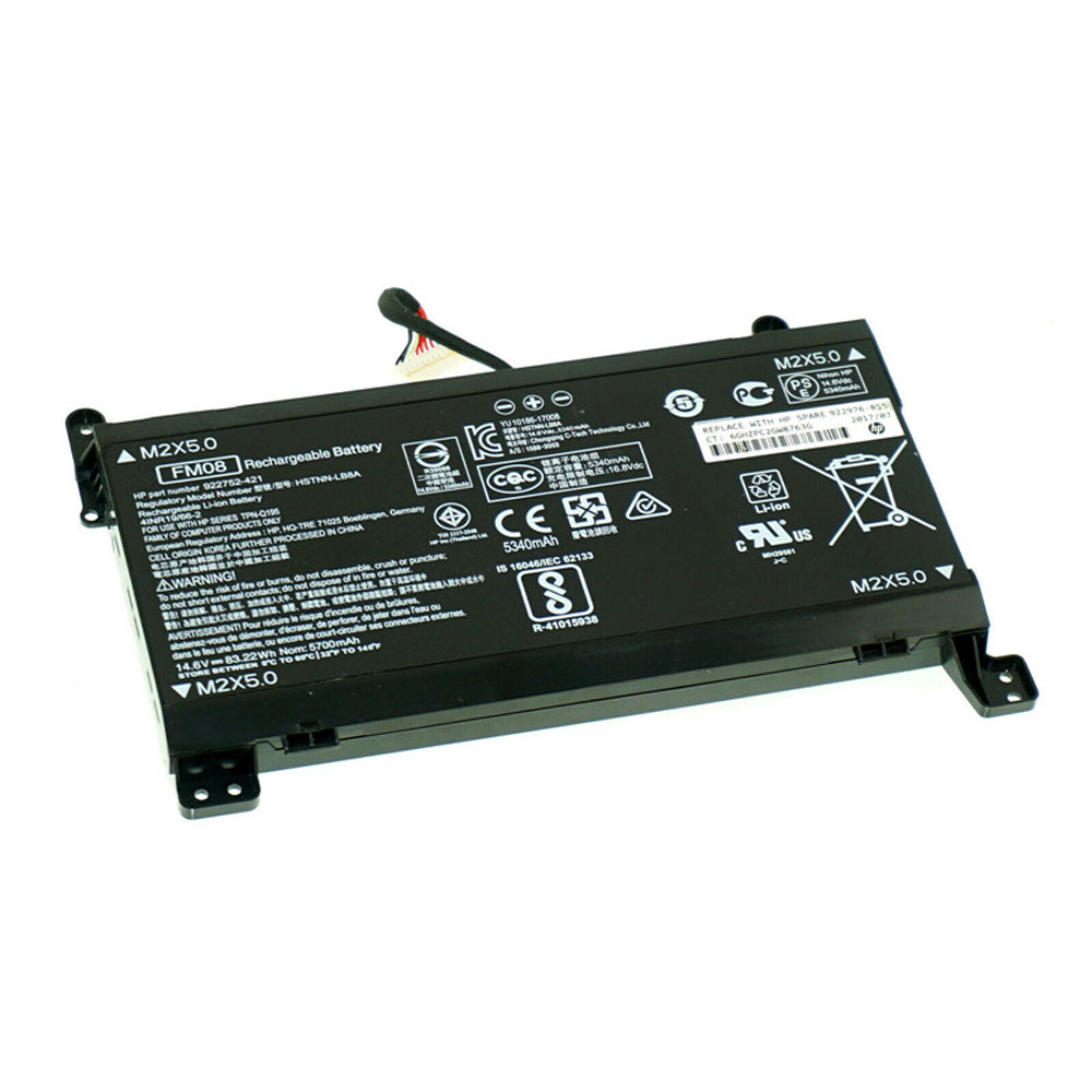 replace FM08 battery