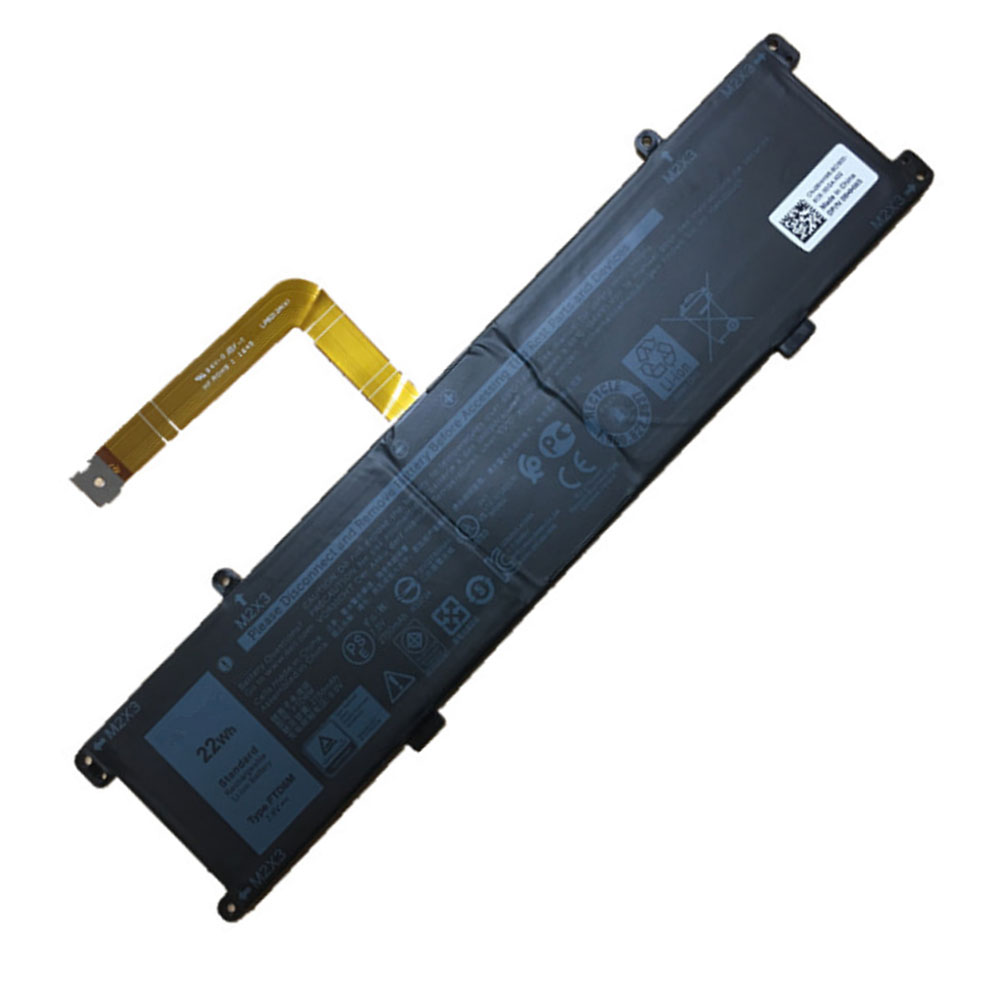 replace FTD6M battery