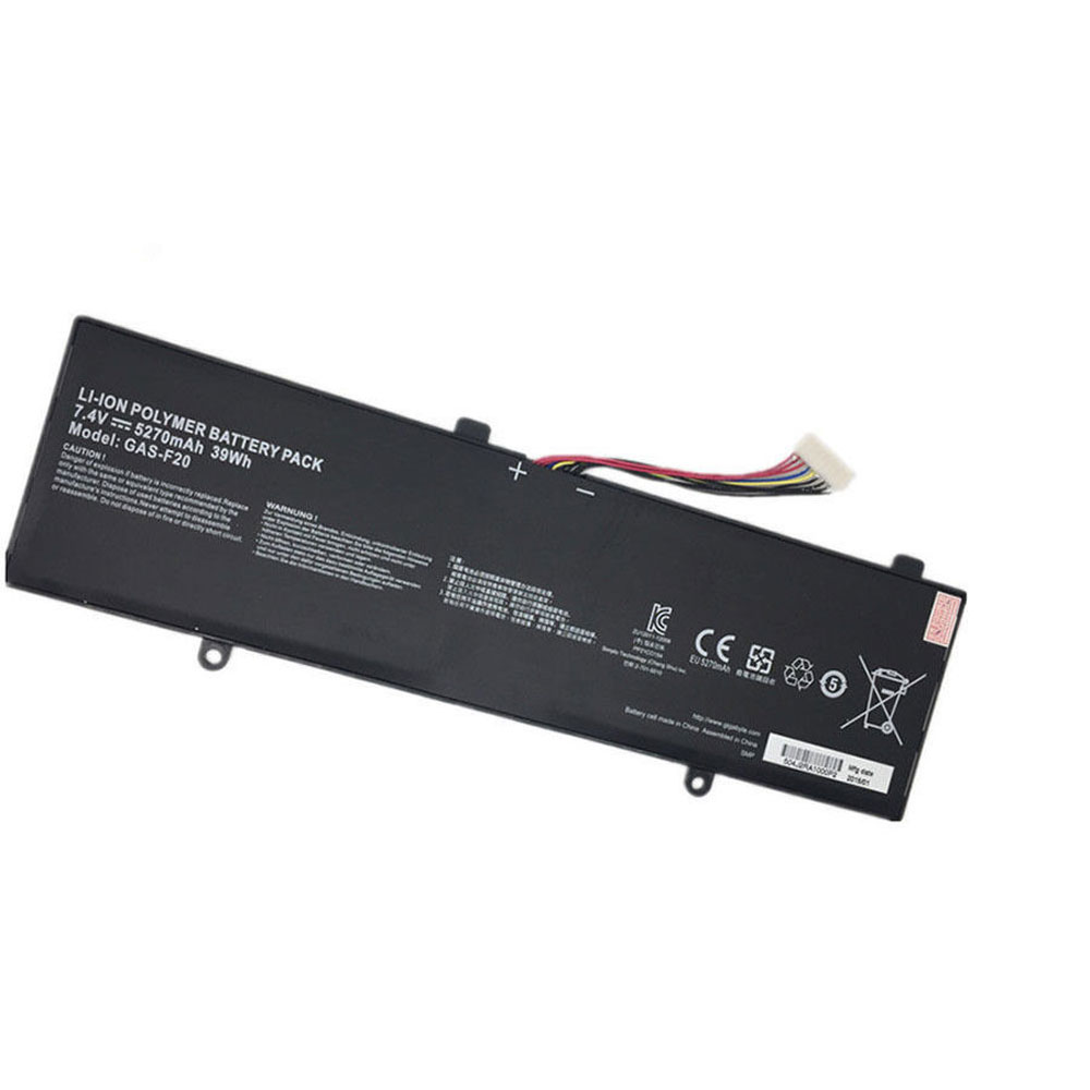 replace GAS-F20 battery