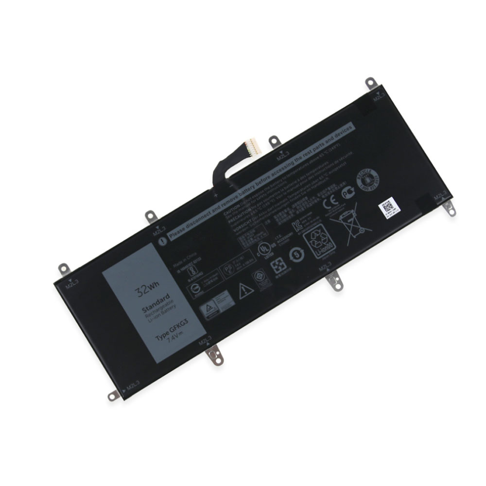 replace GFKG3 battery