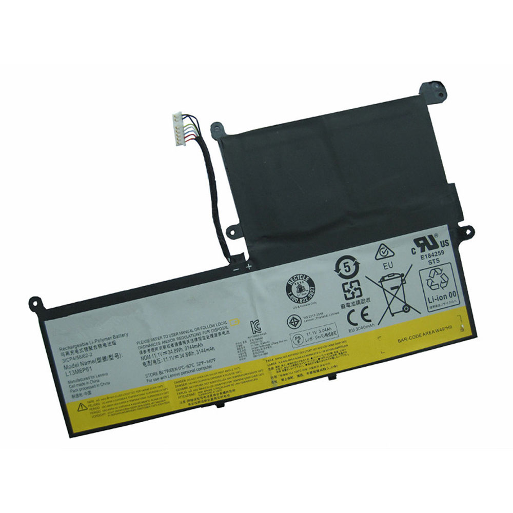 replace L13M6P61 battery