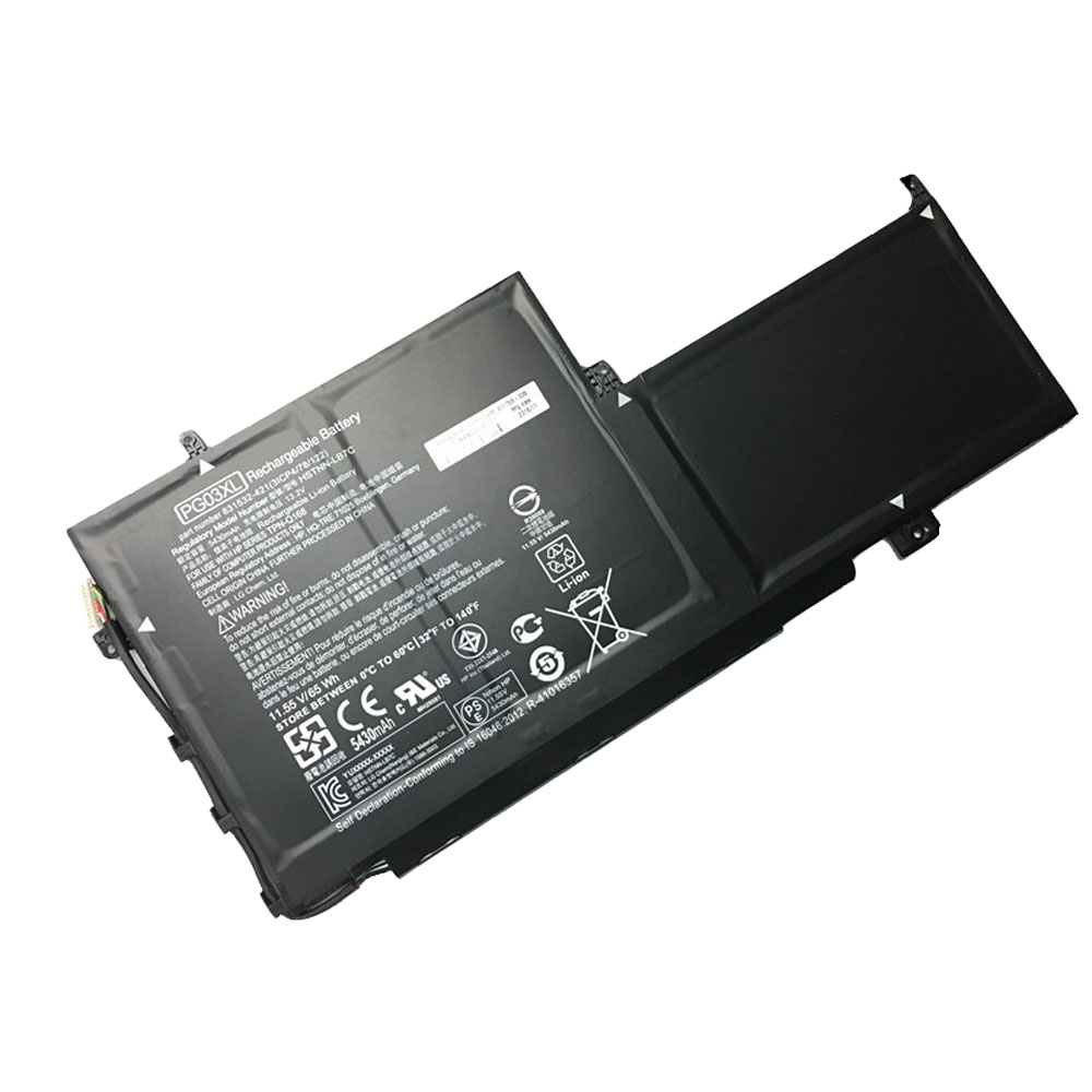 replace PG03XL battery